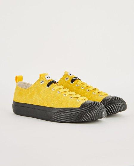 FRONTEER RANGER LO SUEDE - Yellow