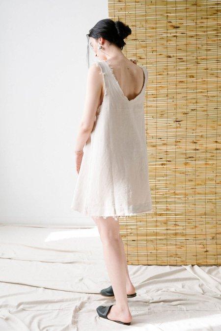 Marle Holmes Dress - Bone