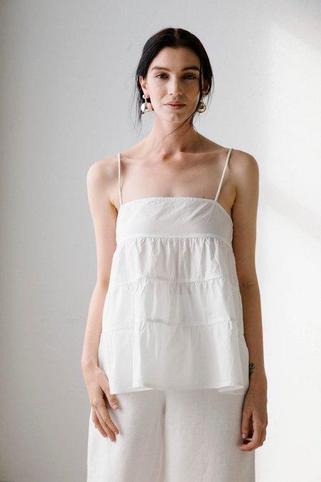 Marle Martine Top - Ivory