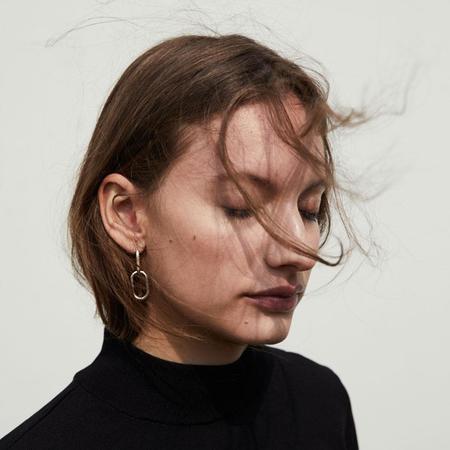Molokai Donna Earrings - Silver