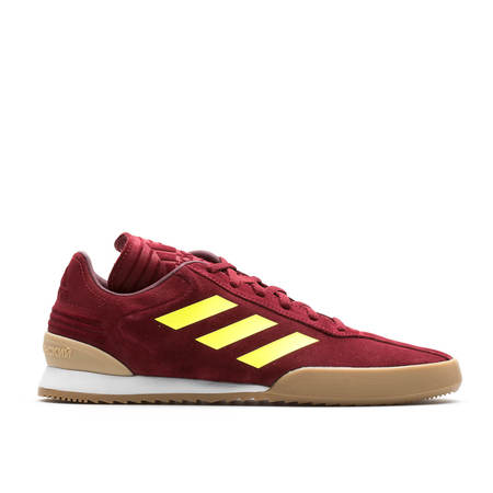 Gosha Rubchinskiy x Adidas Copa Super Sneakers - Red