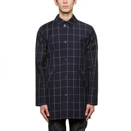 A.P.C. Astaire Coat - Blue