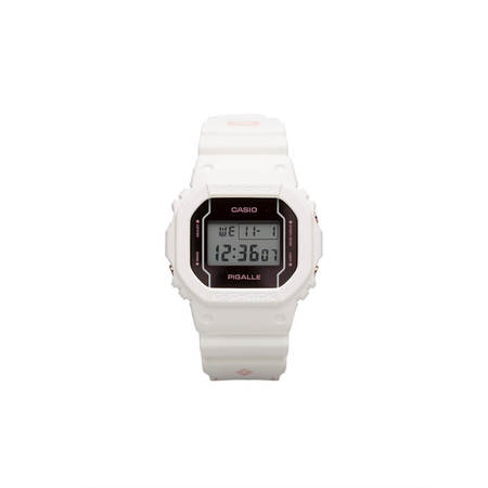 G-SHOCK Digital Wrist Watch - White
