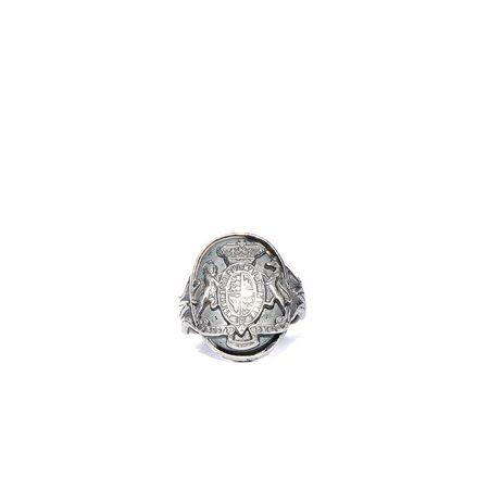 GOTI Monarch Ring - Silver