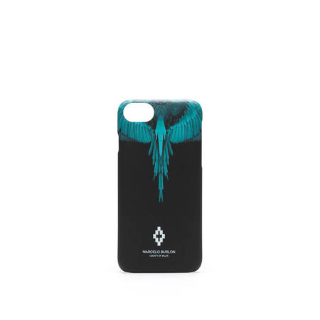 Marcelo Burlon iPhone 8 Wings case - Black