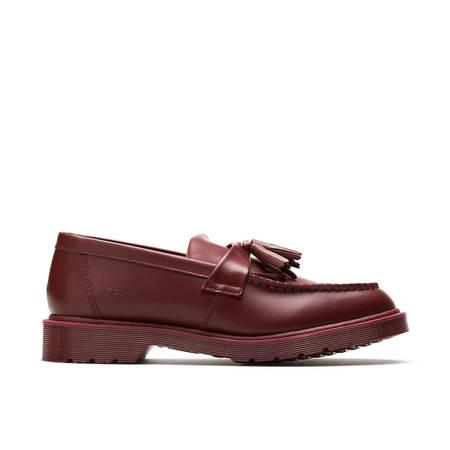 Gosha Rubchinskiy x Dr Martens Loafers - Red