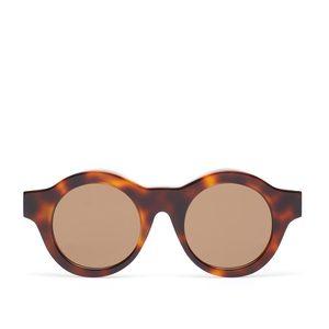 8f83acfc0879 Kuboraum A1 HS Sunglasses - Havana Shine