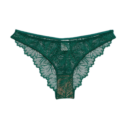 Underprotection Lima Briefs - Green