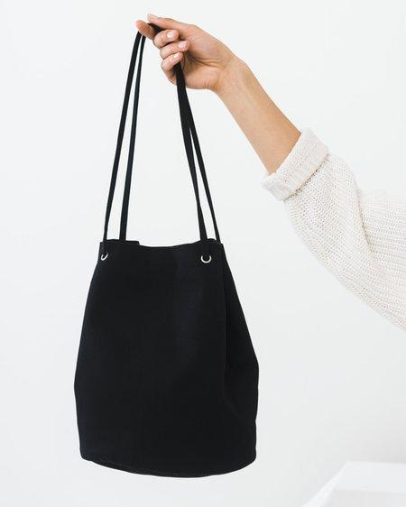 BAGGU Canvas Bucket Bag - Canyon/Black