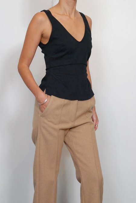 Rachel Comey Prim Top - Black Pebble