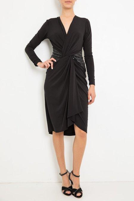Le Superbe SEQUIN DRESS - BLACK