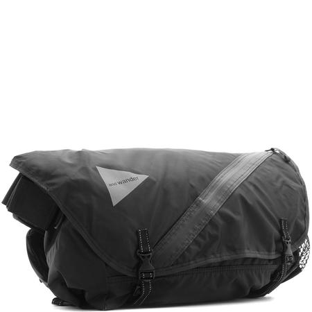 And Wander 20L Messenger Bag - Black