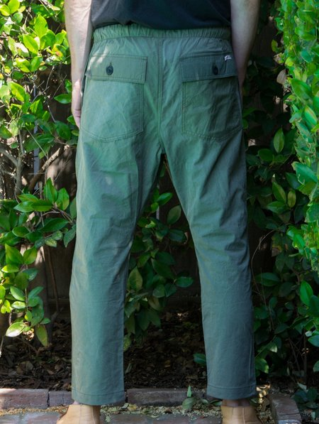 Dr. Collectors Lot P17 USMC Dropcrotch Pant - Olive Green