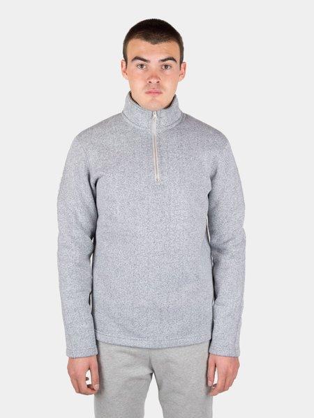 Reigning Champ Knit Tiger Fleece Half Zip Pullover