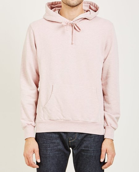 AR321 PULLOVER HOODIE - OATMEAL PINK