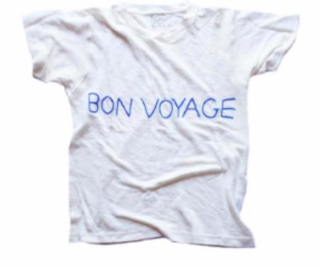 Banner Day Bon Voyage T-Shirt