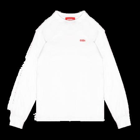 032C CLASSIC LONG SLEEVE - WHITE