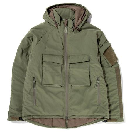 Liberaiders Expedition Jacket - Olive