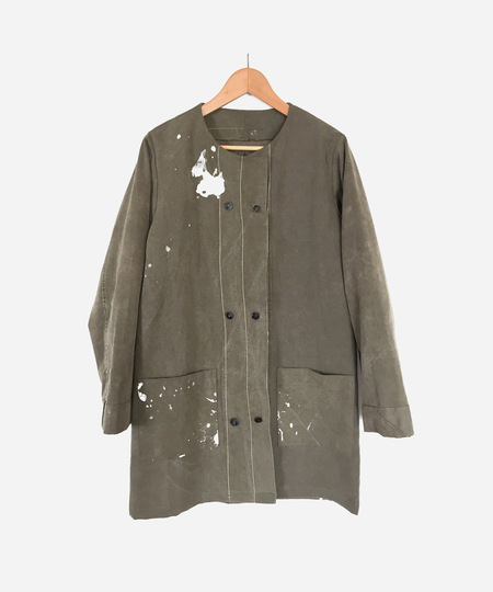 COATZ Canvas Chore Coat 06 - GREEN