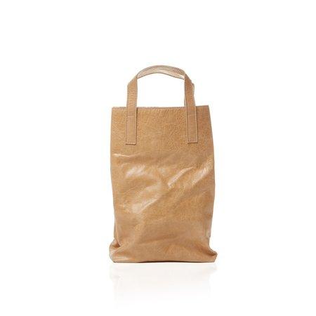 Marie Turnor The Deli Bag - Tan