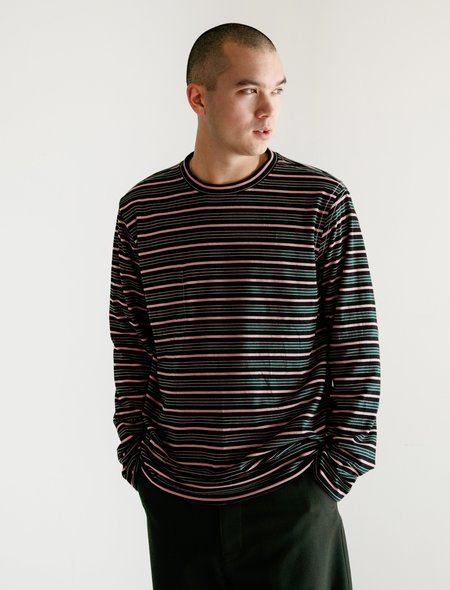 Marni Double Face Striped Reversible Long Sleeve