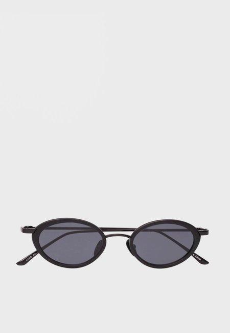 Le Specs Boom Sunglasses - black