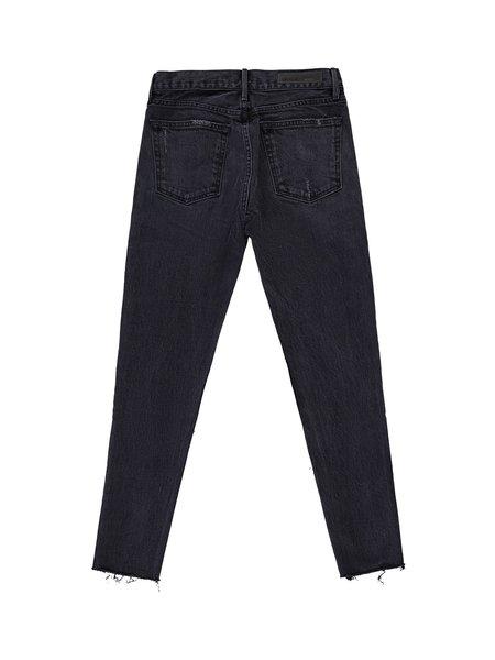 GRLFRND Yasmin Mid Rise Crop Jean - Lust for Life