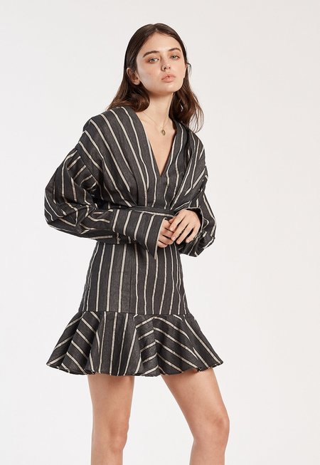 C/Meo Moment Apart Dress - Navy