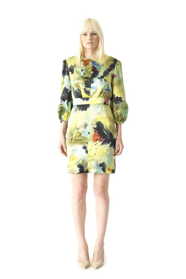 Heidi Merrick Rheic Dress