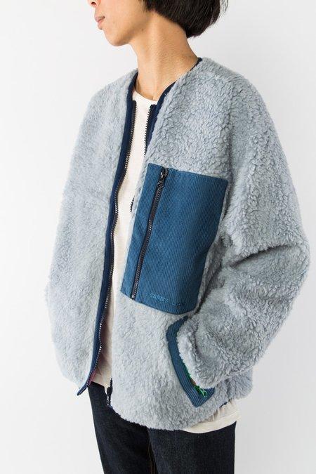 Sandy Liang 203 Fleece - Baby Blue