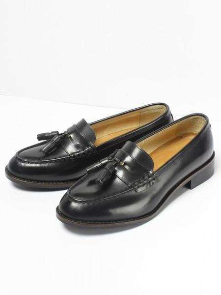 ROMANTIC MOVE Tanny Loafer - Black