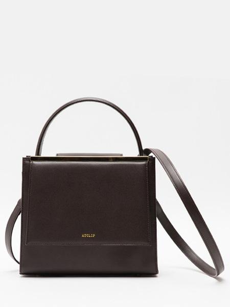 Atclip Time Bag - Dark Brown