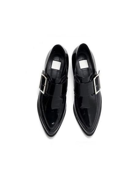 COAGMENT Vintage Style Oxford - Black