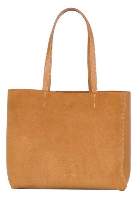 Ducourty Simone Tote Bag - Caramel