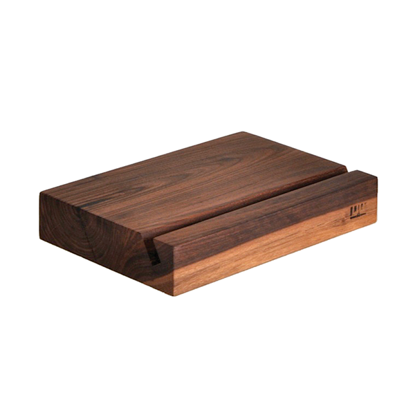 Union Wood Co. Walnut iPad Holder