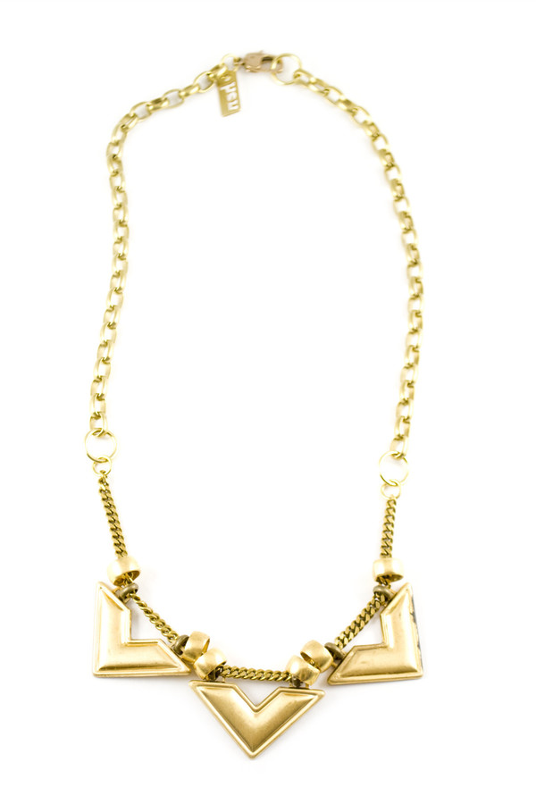 Hen Jewelry Starbust Collar