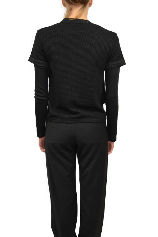 Opening Ceremony Dim Thermal Long Sleeve Top