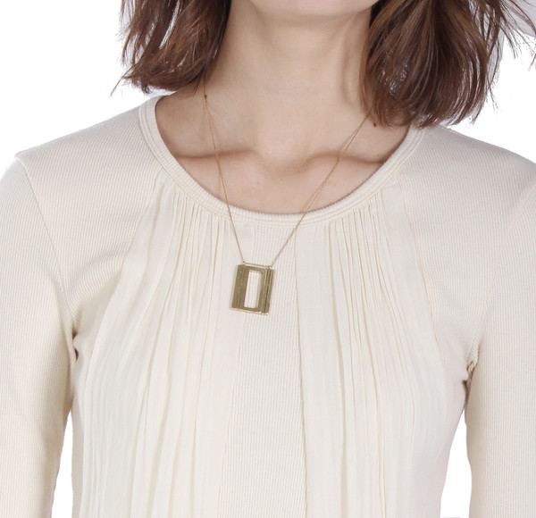 Laura Lombardi Gate Necklace