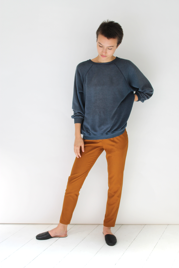 DUSEN DUSEN Pleated Pants | Copper