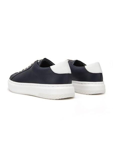 Amon Movement Iro Sneakers - Navy