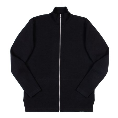 S.N.S. Herning Naval Full Zip - Black