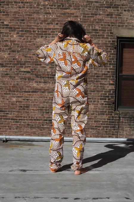 Atelier Beaurepaire Jumpsuit - Brown