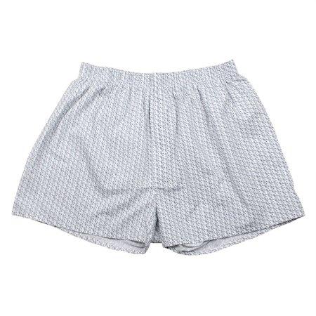 Sunspel Polar Bears Print Boxer Shorts