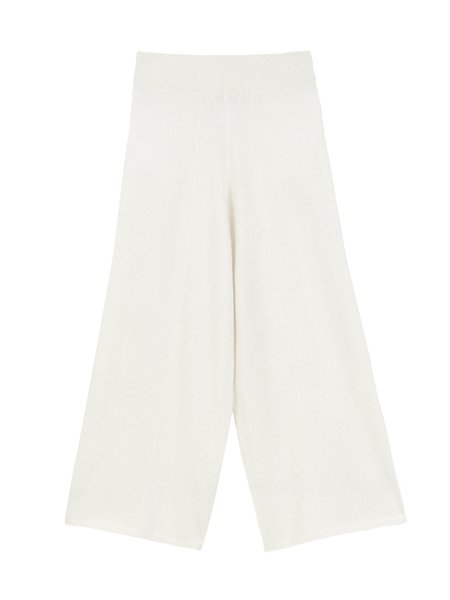 PURE CASHMERE NYC Loose Fit Pants - Ivory