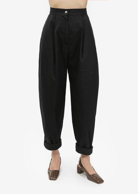 Mr. Larkin Babette Pant - Black