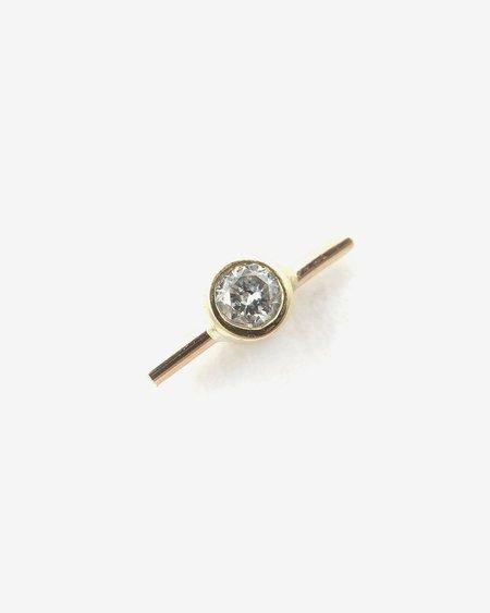 Mau Orion Stud Diamond - Gold