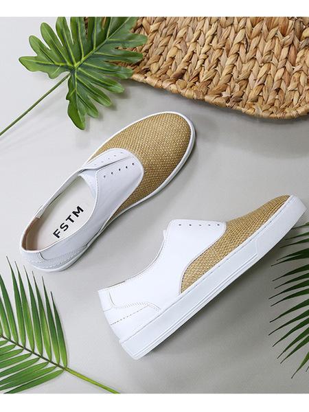 FULL STEAM Sneakers - WHITE