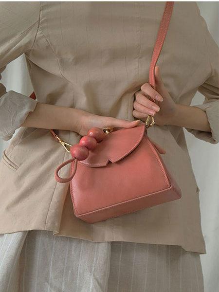 DESMAMAN Bloom Bag - Blush Pink