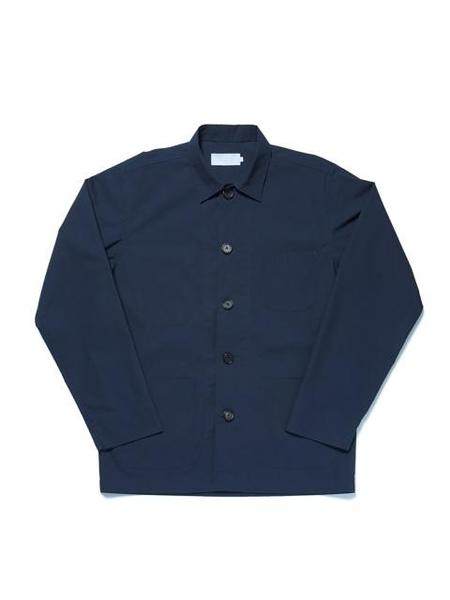 DGRE Gibson Shirts Jacket - Navy