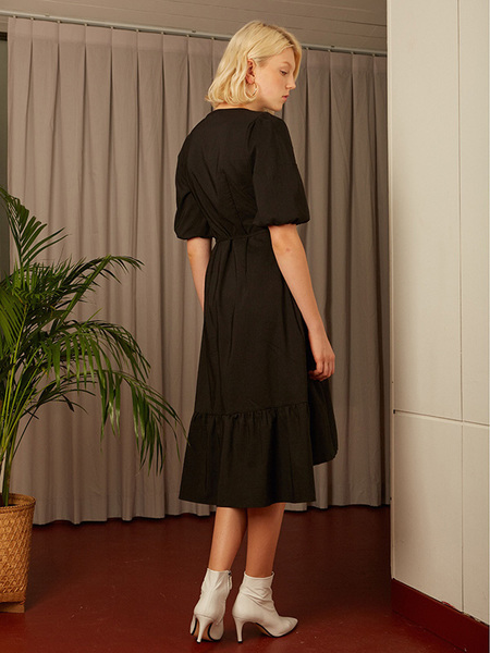 COTTA Celina Dress - Black